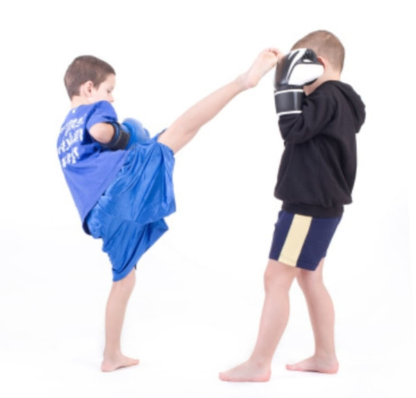 kickboxing juvenil bunkai ciudad real